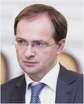 В.Мединский